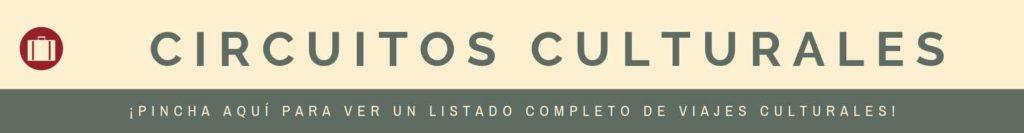 Circuitos culturales en autobús por España