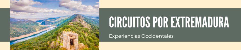 Circuitos por Extremadura